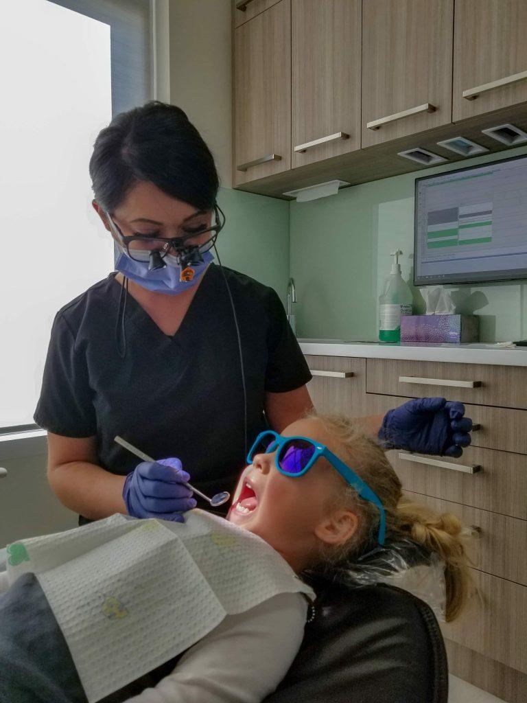 Children's dental clinic calgary nw